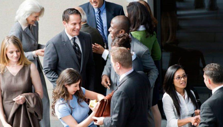 Cómo hacer colegas de trabajo