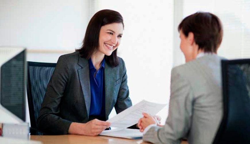 Consejos para afrontar con éxito una entrevista de trabajo